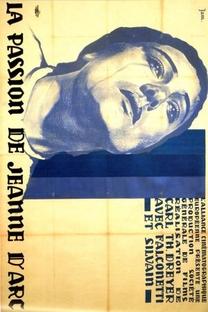 A Paixão de Joana d'Arc - Poster / Capa / Cartaz - Oficial 4