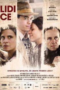 Lídice - Poster / Capa / Cartaz - Oficial 1