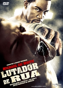 Lutador de Rua - Poster / Capa / Cartaz - Oficial 1