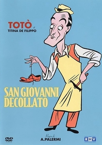 San Giovanni Decolatto - Poster / Capa / Cartaz - Oficial 1