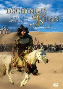 Genghis Khan - Cavaleiro do Apocalipse - Poster / Capa / Cartaz - Oficial 2