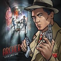 Archer (8ª Temporada) - Poster / Capa / Cartaz - Oficial 2