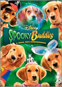 Spooky Buddies: A Casa Mal-Assombrada  - Poster / Capa / Cartaz - Oficial 1