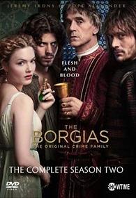 Os Bórgias (2ª Temporada) - Poster / Capa / Cartaz - Oficial 3