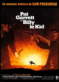 Pat Garrett e Billy the Kid - Poster / Capa / Cartaz - Oficial 4
