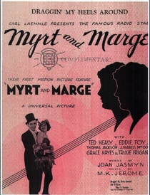Myrt and Marge - Poster / Capa / Cartaz - Oficial 1