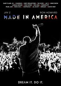 Made in America - Poster / Capa / Cartaz - Oficial 4