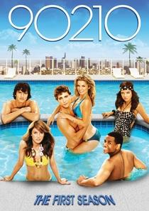 90210 (1ª Temporada) - Poster / Capa / Cartaz - Oficial 1