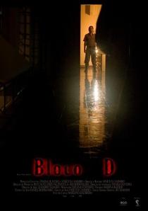Bloco D  - Poster / Capa / Cartaz - Oficial 1