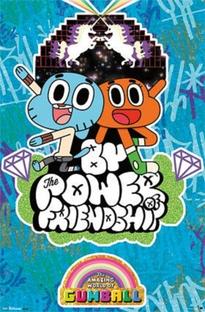 O Incrível Mundo de Gumball (3ª Temporada) - Poster / Capa / Cartaz - Oficial 1