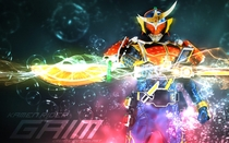 Kamen Rider Gaim - Poster / Capa / Cartaz - Oficial 2