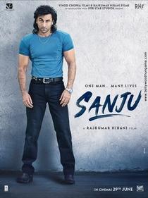 Sanju - Poster / Capa / Cartaz - Oficial 5