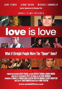 Amor é Amor - Poster / Capa / Cartaz - Oficial 1