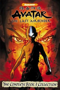Avatar: a Lenda de Aang (3ª Temporada) - Poster / Capa / Cartaz - Oficial 4