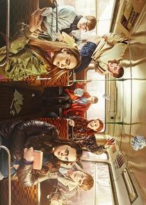 My Mad Fat Diary (2ª Temporada) - Poster / Capa / Cartaz - Oficial 2