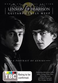 Lennon & Harrison - Poster / Capa / Cartaz - Oficial 1