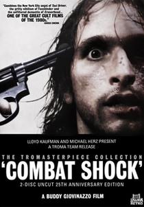 Combat Shock  - Poster / Capa / Cartaz - Oficial 1