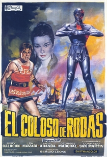 O Colosso de Rodes - Poster / Capa / Cartaz - Oficial 7