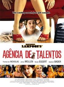 Agência de Talentos - Poster / Capa / Cartaz - Oficial 1