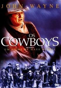 Os Cowboys - Poster / Capa / Cartaz - Oficial 7