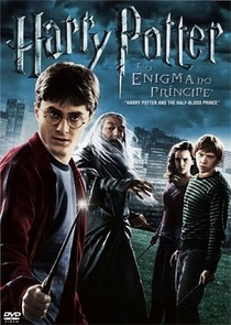 Harry Potter e o Enigma do Príncipe - Poster / Capa / Cartaz - Oficial 13