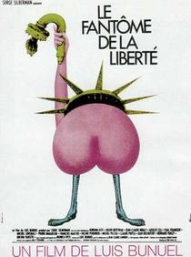 O Fantasma da Liberdade - Poster / Capa / Cartaz - Oficial 2