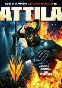 Attila - Poster / Capa / Cartaz - Oficial 1