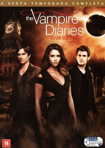 The Vampire Diaries (6ª Temporada) - Poster / Capa / Cartaz - Oficial 2