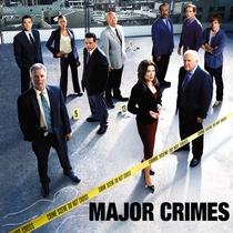 Crimes Graves (3ª Temporada) - Poster / Capa / Cartaz - Oficial 1
