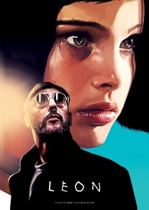 O Profissional - Poster / Capa / Cartaz - Oficial 15