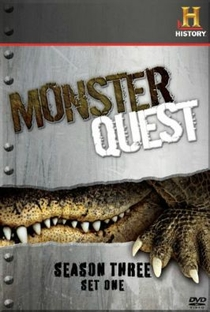 Monster Quest - Poster / Capa / Cartaz - Oficial 3