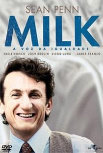 Milk: A Voz da Igualdade - Poster / Capa / Cartaz - Oficial 3
