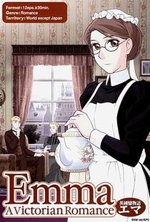 Eikoku Koi Monogatari Emma (1ª Temporada) - Poster / Capa / Cartaz - Oficial 11