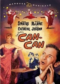 Can-Can - Poster / Capa / Cartaz - Oficial 2