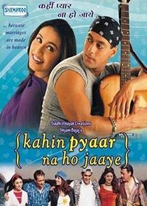 Kahin Pyaar Na Ho Jaaye - Poster / Capa / Cartaz - Oficial 1