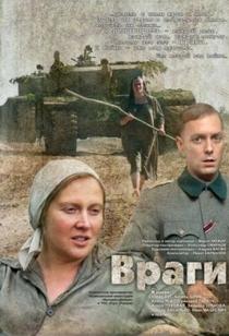 Inimigos - Poster / Capa / Cartaz - Oficial 2