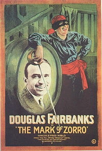 A Marca do Zorro - Poster / Capa / Cartaz - Oficial 1