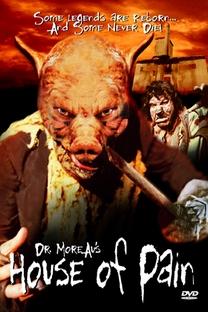 Dr. Moreau's House of Pain - Poster / Capa / Cartaz - Oficial 1