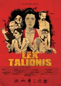 Lex Talionis - Poster / Capa / Cartaz - Oficial 1
