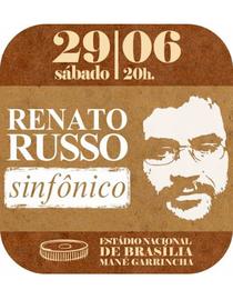 Renato Russo Sinfônico - Poster / Capa / Cartaz - Oficial 1