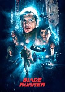 Blade Runner: O Caçador de Andróides - Poster / Capa / Cartaz - Oficial 14