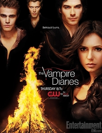 The Vampire Diaries (3ª Temporada) - Poster / Capa / Cartaz - Oficial 3
