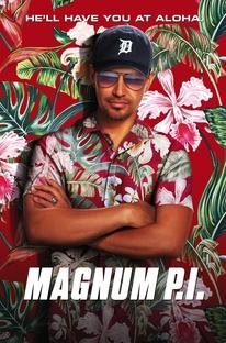 Magnum P.I. (1ª Temporada) - Poster / Capa / Cartaz - Oficial 1