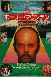 A Montanha Sagrada - Poster / Capa / Cartaz - Oficial 10