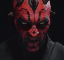 Star Wars - Darth Maul vs. Jedi - Poster / Capa / Cartaz - Oficial 1