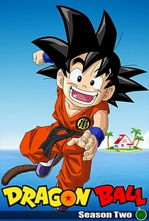 Dragon Ball (2ª Temporada) - Poster / Capa / Cartaz - Oficial 6