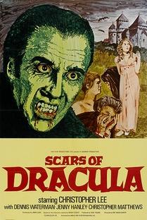 O Conde Drácula - Poster / Capa / Cartaz - Oficial 1