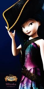 Tinker Bell: Fadas e Piratas - Poster / Capa / Cartaz - Oficial 3