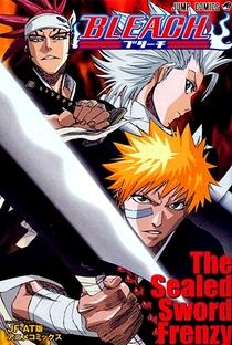 Bleach: OVA 2 - O Frenesi da Espada Selada - Poster / Capa / Cartaz - Oficial 2