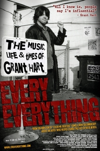 Every Everything: The Music, Life & Times of Grant Hart - Poster / Capa / Cartaz - Oficial 1
